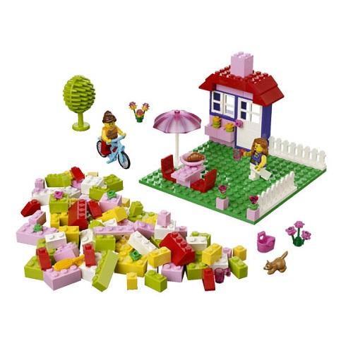 Конструктор Lego Creator 10660 Конструктор Чемоданчик для девочек