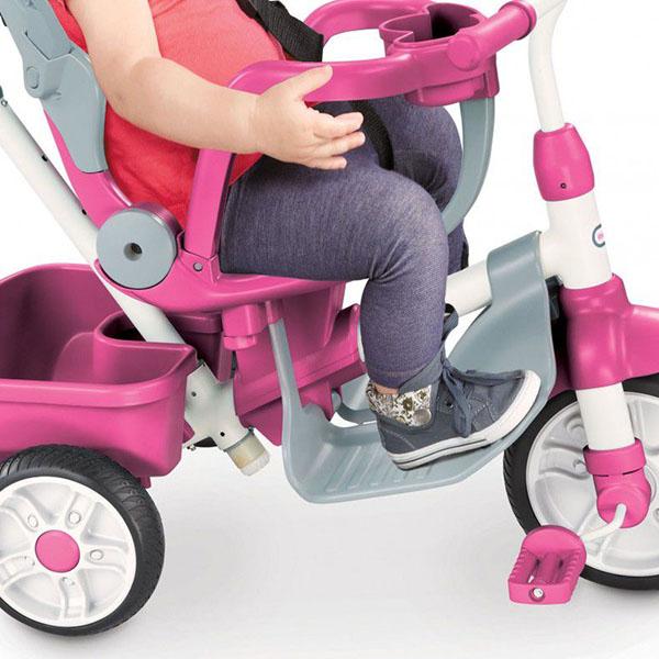 Little Tikes 639654 Литл Тайкс Велосипед 4 в 1, розовый