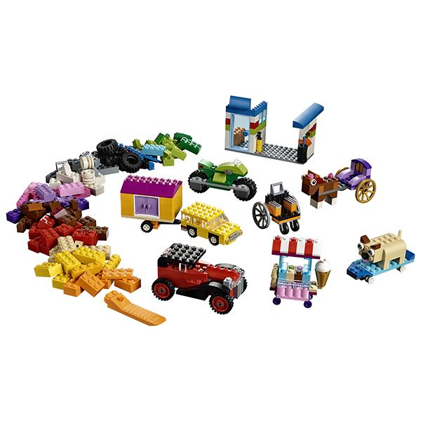 LEGO Classic 10715 Конструктор ЛЕГО Классик Модели на колёсах