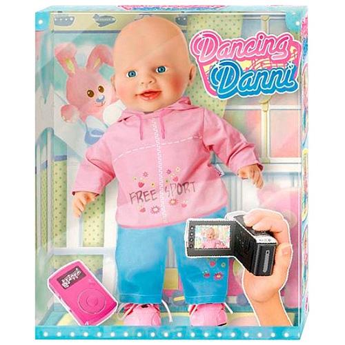 Zapf Creation Danny 903-322_1 Кукла Танцующий Дэнни, 36 см
