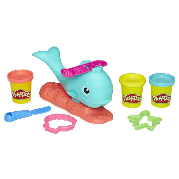 Hasbro Play-Doh E0100 Игровой набор Забавный Китёнок наборы для лепки play doh игровой набор стильный салон рэйнбоу дэш