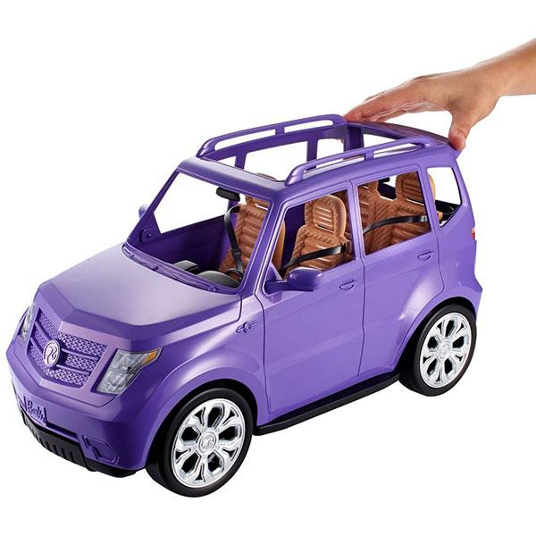 Mattel Barbie DVX58 Барби Внедорожник