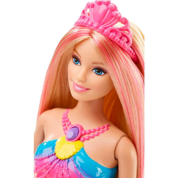 Mattel Barbie DHC40 Барби Радужная Русалочка