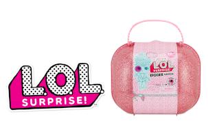 Чемодан L.O.L. Surprise – просто невероятный набор!