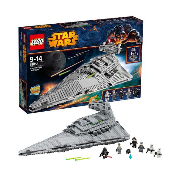 Lego Star Wars 75055 Конструктор Лего Звездные войны Имперский Звёздный Разрушитель