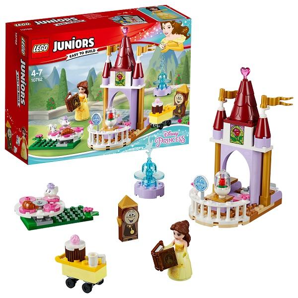 Lego Juniors 10762 Конструктор Лего Джуниорс Сказочные истории Белль lego juniors 10765 конструктор лего джуниорс подводный концерт ариэль