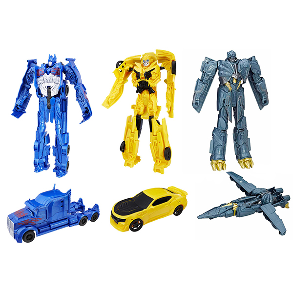 Hasbro Transformers C0885 Трансформеры 30 см (в ассортименте) hasbro transformers c0889 c1328 трансформеры 5 последний рыцарь легион гримлок