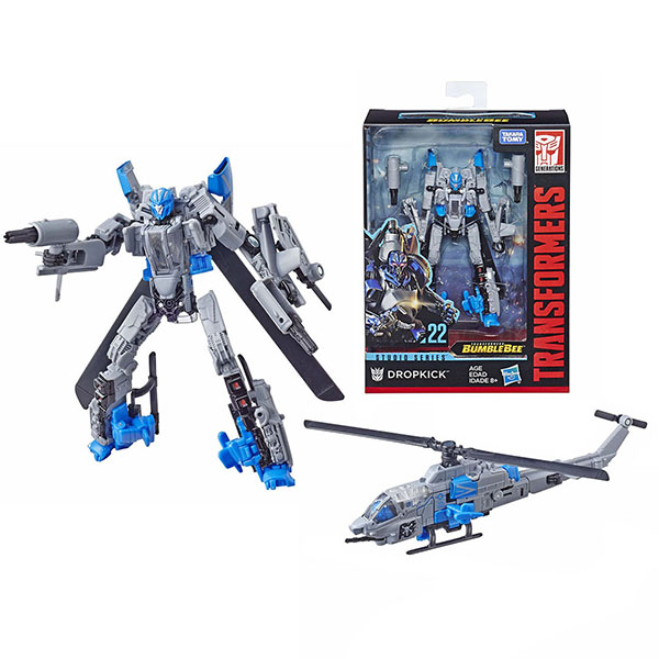 Hasbro Transformers E0701/E0958 Трансформер Дропкик коллекционный 20 см hasbro transformers e0701 трансформер коллекционный 20 см lockdown
