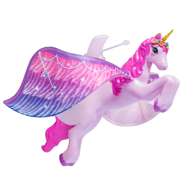 Flying Fairy 35805 Флайн Фейри Летающий единорог кукла flying doll toy flying fairy diy baby toys flying fairy