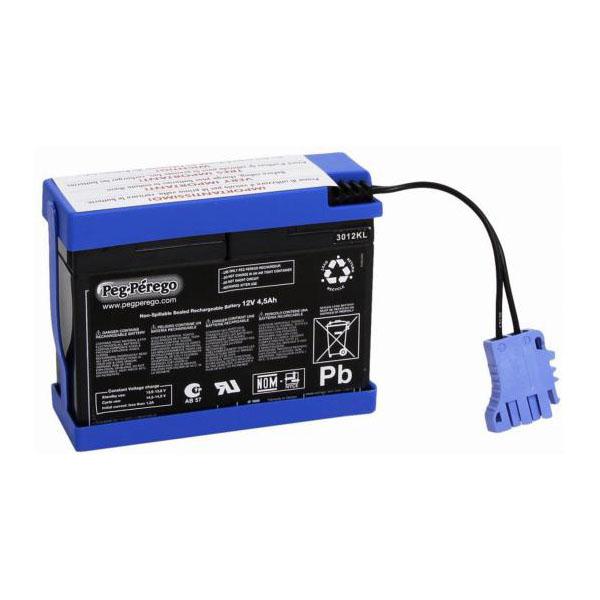Peg-Perego IAKB0032 Пег-Перего Аккумулятор 12V 4,5Ah peg perego switch easy drive completo denim