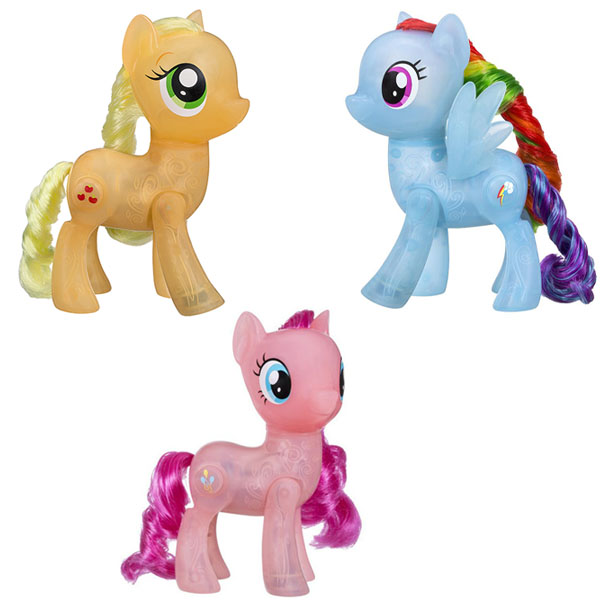 Hasbro My Little Pony C0720 Май Литл Пони Мерцание интерактивная Пинки Пай пименова т ред наклей и раскрась нр 18059 энчантималс