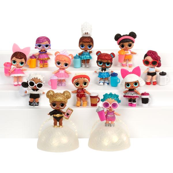 LOL 548843 Кукла-сюрприз в шарике