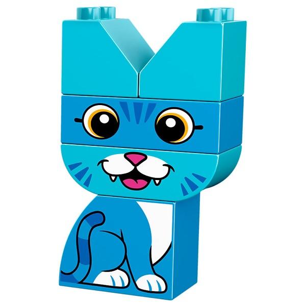 LEGO DUPLO 10858 Конструктор ЛЕГО ДУПЛО Мои первые домашние животные