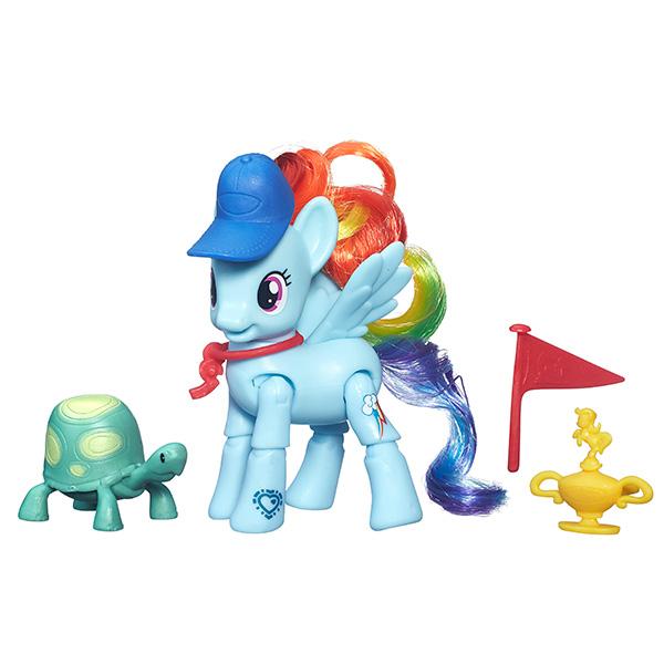 Hasbro My Little Pony B3602 Май Литл Пони Игровой набор с артикуляцией (в ассортименте) hasbro my little pony my little pony a8330 май литл пони фигурка в закрытой упаковке в ассортименте