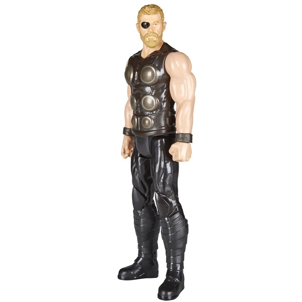 Hasbro Avengers E0570/E1424 Фигурка МСТИТЕЛИ Титаны Тор игрушка hasbro avengers интерактивная фигурка первого мстителя b6176121