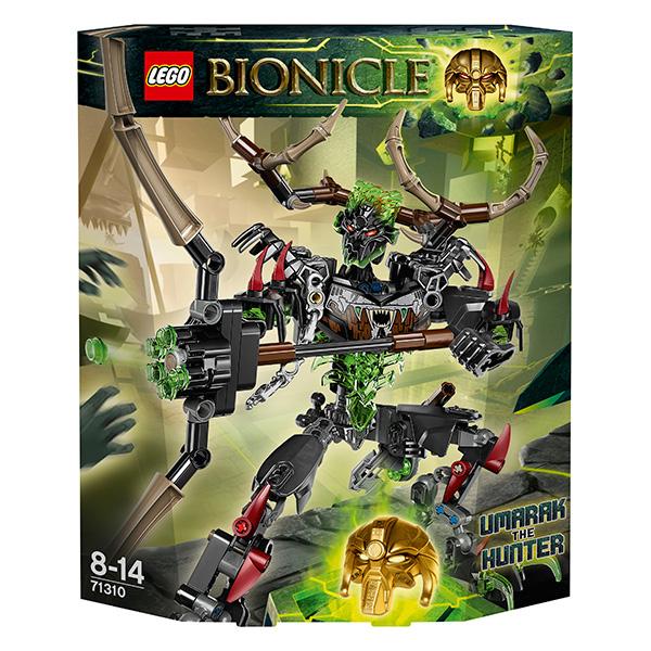 Lego Bionicle 71310 Конструктор Лего Бионикл Охотник Умарак