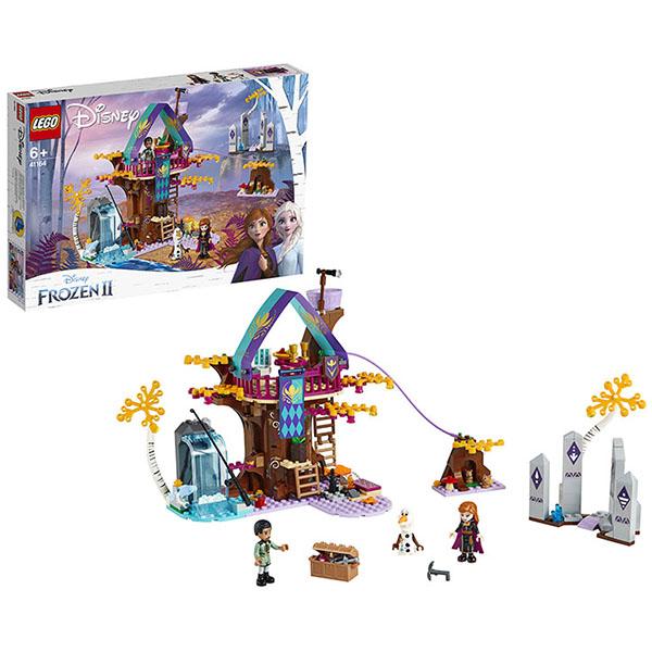LEGO Disney Princess 41164 Конструктор ЛЕГО Принцессы Дисней Заколдованный домик на дереве