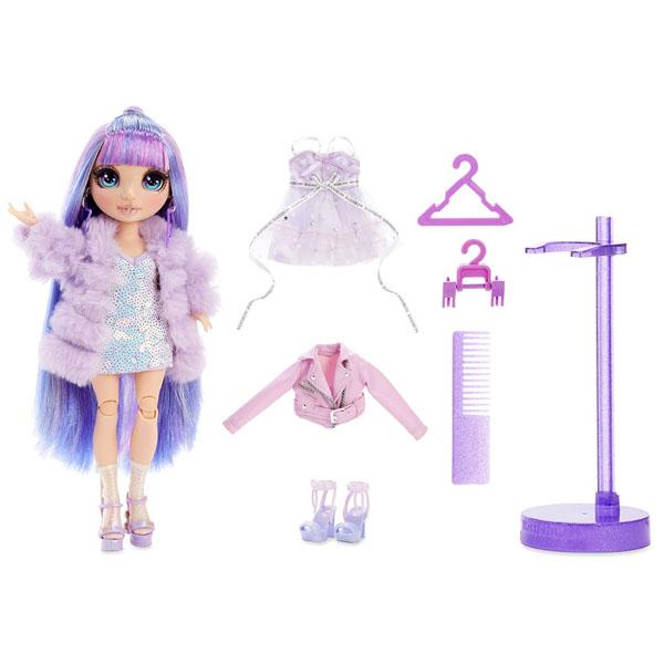 Poopsie Surprise Unicorn 569602 Кукла Rainbow High-Violet Willows