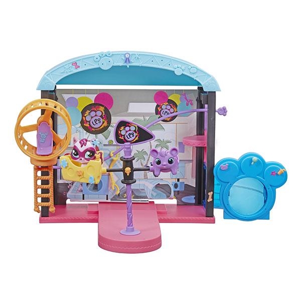 """Hasbro Littlest Pet Shop B0249 Литлс Пет Шоп Набор """"Веселый парк развлечений"""""""