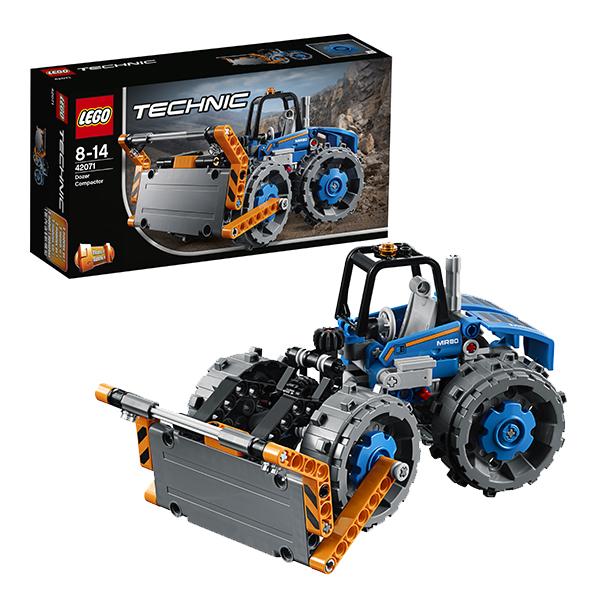Lego Technic 42071 Конструктор Лего Техник Бульдозер конструктор lego technic бульдозер 42071