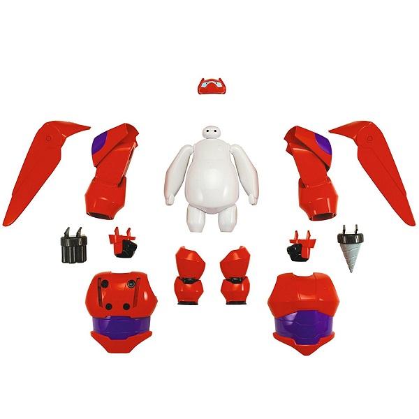 Big Hero 6 The Series 41295 Биг Хиро 6 Бэймакс с комплектом одежды-брони
