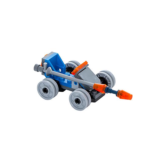 Lego Nexo Knights 271606 Конструктор Лего Нексо Повозка рыцаря