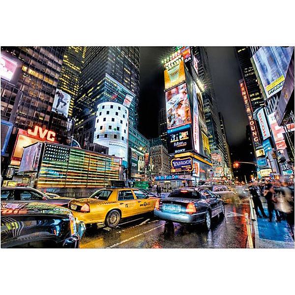 Educa 15525 Пазл 1000 деталей Таймс Сквер, Нью-Йорк educa пазл манхеттен нью йорк 1000 деталей educa