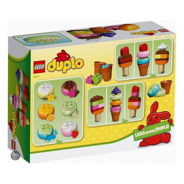 Lego Duplo 10574 Веселое мороженое