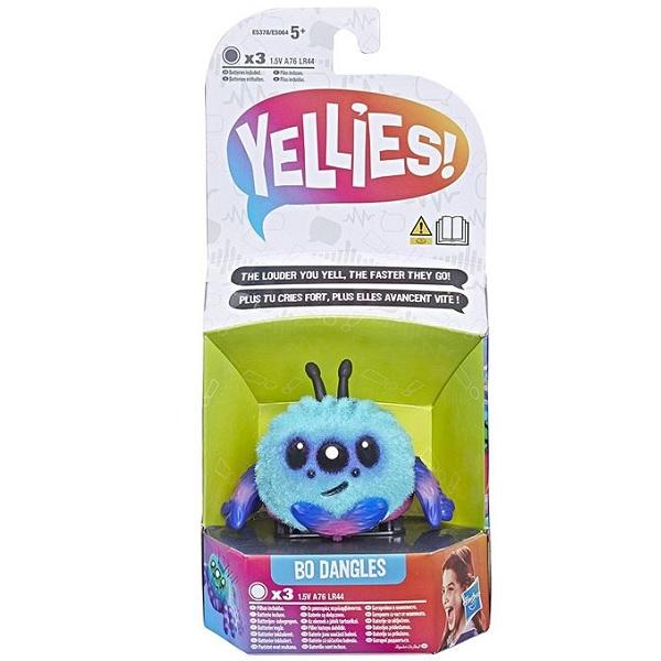 Hasbro Yellies E5064 Паучок Yellies (в ассортименте)