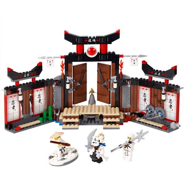 Lego Ninjago 2504 Конструктор Лего Ниндзяго Кружитцу Додзё