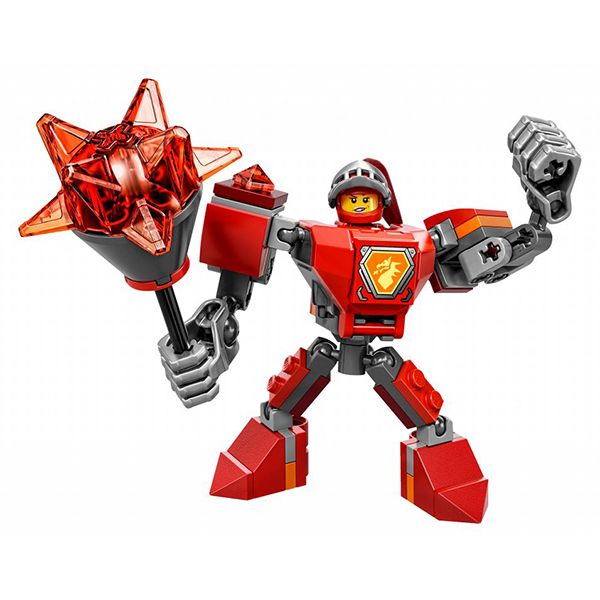 Lego Nexo Knights 70363 Лего Нексо Боевые доспехи Мэйси