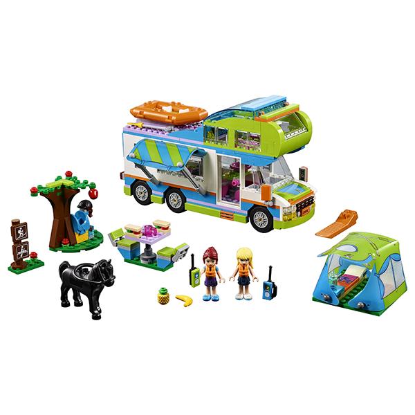 LEGO Friends 41339 Конструктор ЛЕГО Подружки Дом на колёсах