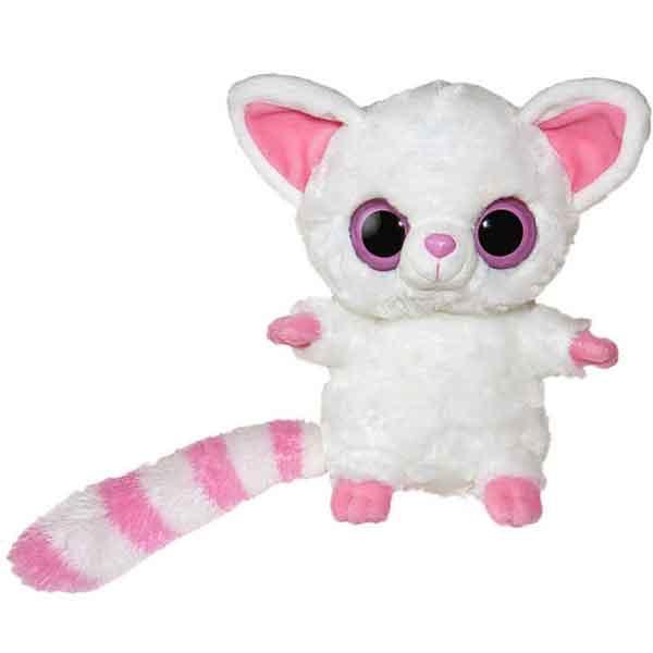 Юху и его друзья 65-903 Лисица Фенек 42 см мягкая игрушка лисица aurora юху и друзья фенек плюш белый розовый 12 см