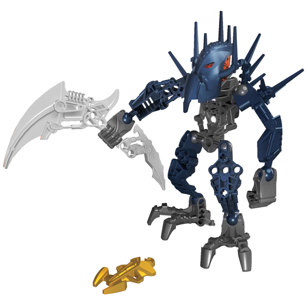Lego Bionicle 7137 Конструктор Лего Бионикл Пирака