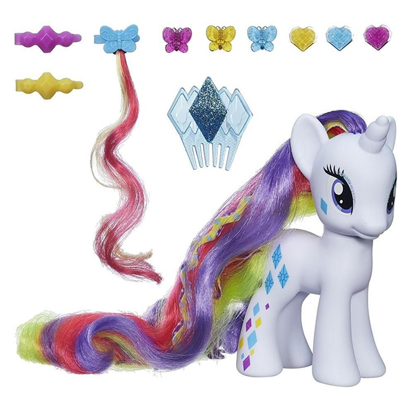 Hasbro My Little Pony B0297 Модница Рарити Делюкс сумка спортивная nike nike ni464buryl78