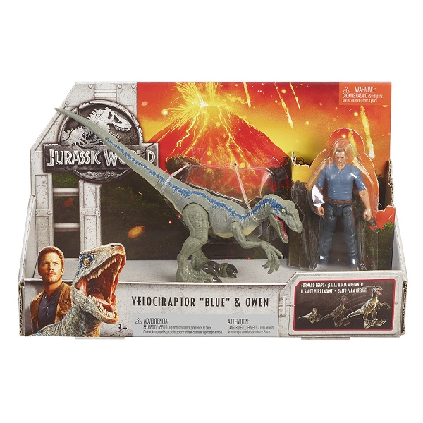 Mattel Jurassic World FMM49 Игровые наборы с героями фильма (в ассортименте)