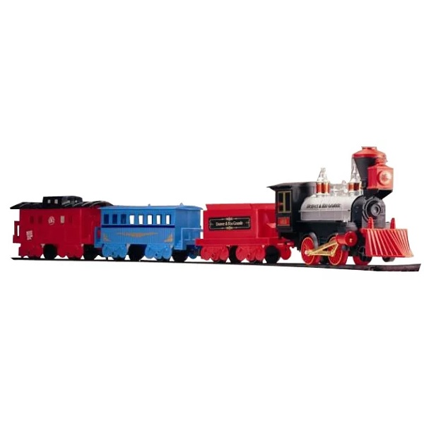 Eztec 60614 Железная дорога FORTY NINER SPECIAL TRAIN SET (29 частей)