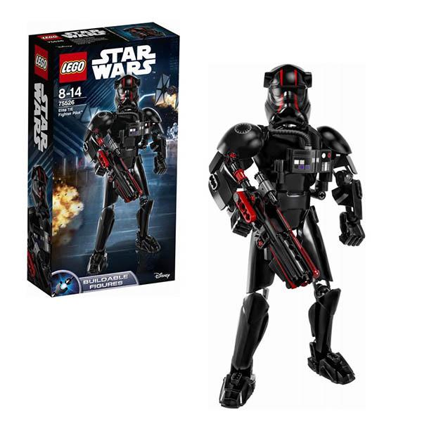 Lego Star Wars 75526 Лего Звездные Войны Элитный пилот истребителя СИД