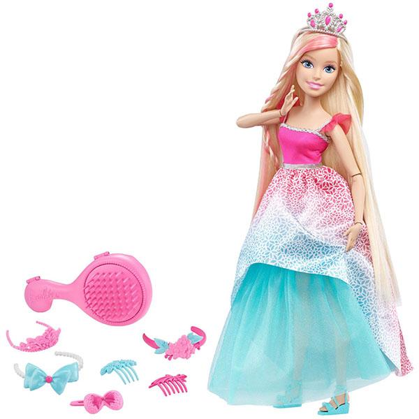 Mattel Barbie DKR09_9 Барби Большая кукла с длинными волосами