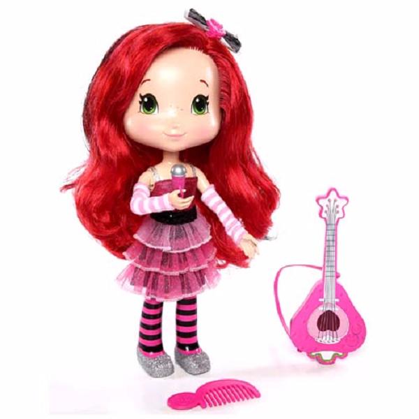 Strawberry Shortcake 12220 Шарлотта Земляничка Кукла Земляничка 28 см с аксессуарами