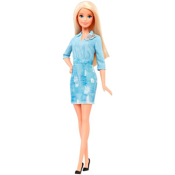 Mattel Barbie DVX71 Барби Кукла из серии Игра с модой