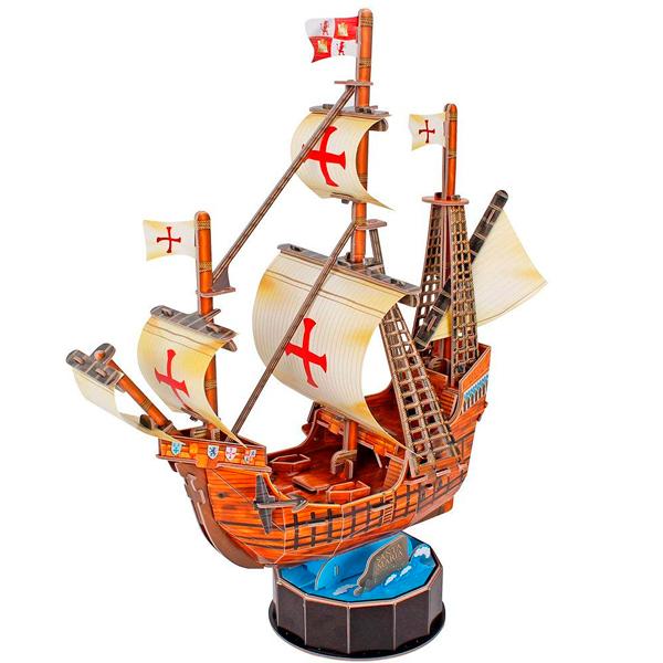 Cubic Fun T4031h Кубик фан Корабль Санта Мария