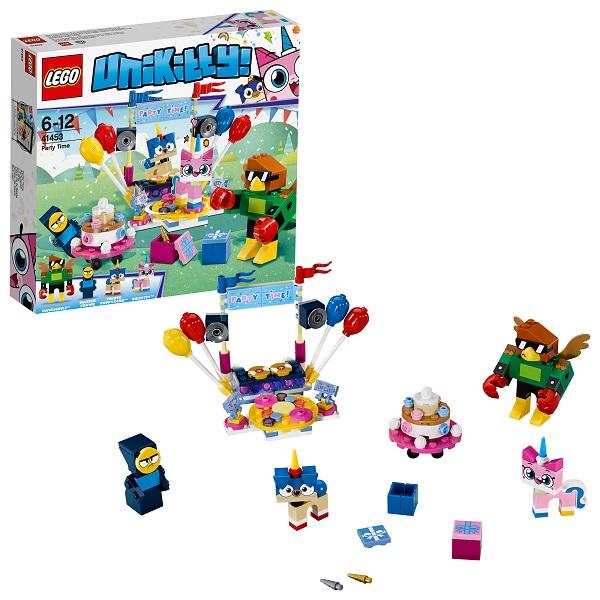 LEGO Unikitty 41453 Конструктор Лего Юникитти Вечеринка конструктор lego unikitty 41453 вечеринка