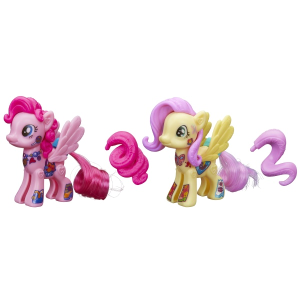 Hasbro My Little Pony B3589 Создай свою пони (в ассортименте) цена
