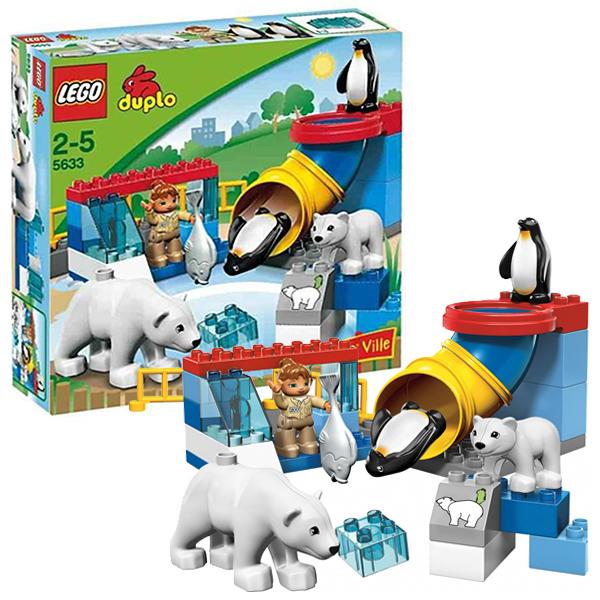 Lego Duplo 5633 Конструктор Полярный зоопарк