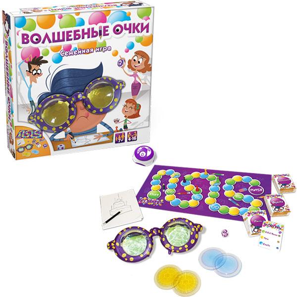 """Goliath 76120.006 Настольная игра """"Волшебные очки"""""""