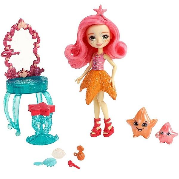 Mattel Enchantimals FKV59 Морские подружки  тематическим набором