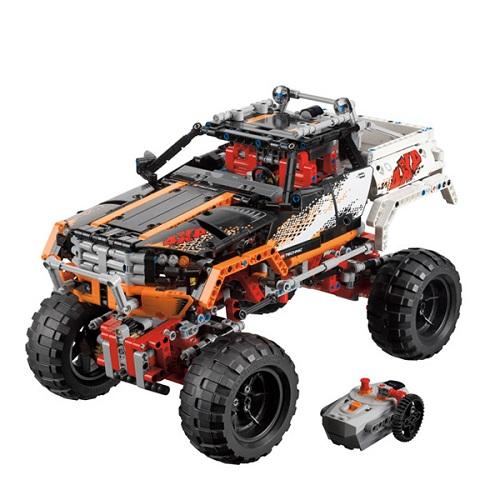 Конструктор Lego Technic 9398 Лего Внедорожник 4х4