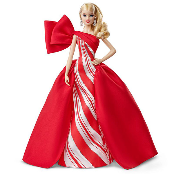 Фото - Mattel Barbie FXF01 Барби Праздничная кукла блондинка barbie dgx59 барби кукла серия стиль