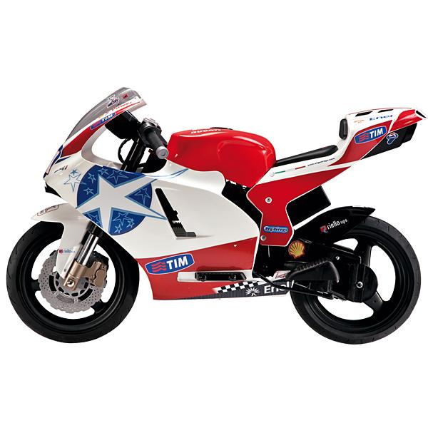 Детский электромотоцикл Peg-Perego OD0517 Ducati GP 24V
